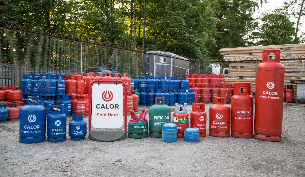Calor Gas Refill Near Me >> Calor Gas Supply Delivery Ayrshire Gas Heaters Bottles